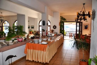 patmos golden sun hotel breakfast
